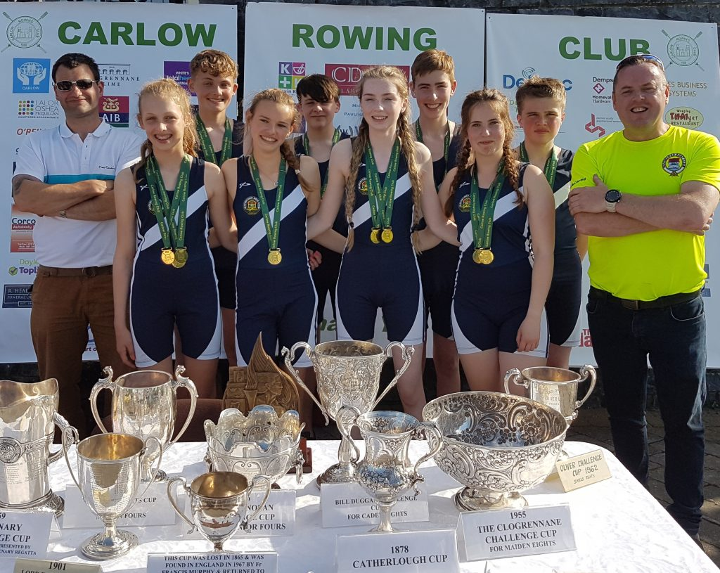 Carlow Regatta June 2018
